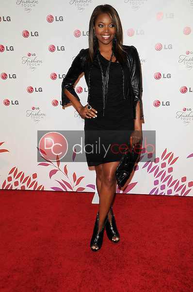 """Gabrielle Union<br /> at the LG """"Fashion Touch"""" Party, Soho House, West Hollywood, CA. 05-24-10<br /> David Edwards/DailyCeleb.Com 818-249-4998"""