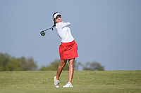 Georgia Hall (ENG) watches her tee shot on 2 during the round 3 of the Volunteers of America Texas Classic, the Old American Golf Club, The Colony, Texas, USA. 10/5/2019.<br /> Picture: Golffile   Ken Murray<br /> <br /> <br /> All photo usage must carry mandatory copyright credit (© Golffile   Ken Murray)
