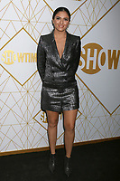 LOS ANGELES - SEP 21:  Arienne Mandi at the Showtime Emmy Eve Party at the San Vicente Bungalows on September 21, 2019 in West Hollywood, CA