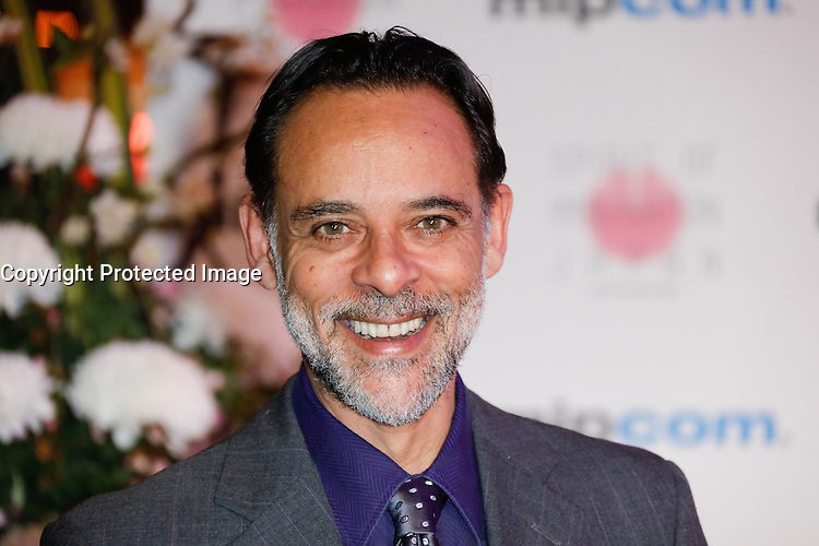 Alexander Siddig - Mipcom Cannes 2016 red carpet at Hotel Martinez