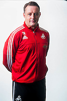 Thursday  17 September 2015<br /> Pictured: <br /> Re: Swansea City Staff Photographs 15/16 Season