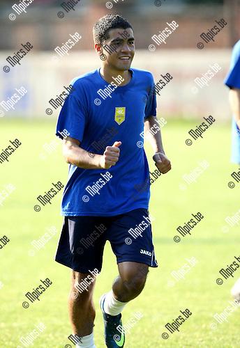 2009-08-06 / Voetbal / seizoen 2009-2010 / VC Wijnegem / Bilal El Herboh..Foto: Maarten Straetemans (SMB)
