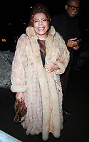 NEW YORK, NY - JANUARY 11: Valerie Simpson arriving at the IFC Films premiere of Freak Show at the Landmark Sunshine Cinema in New York City on January 10, 2018. Credit: RW/MediaPunch