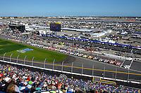 19-20 February, 2016, Daytona Beach, Florida USA<br /> The grid.<br /> ©2016, F. Peirce Williams