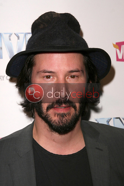 Keanu Reeves<br />at the Los Angeles Premiere of 'Anvil! The Story of Anvil'. The Egyptian Theatre, Hollywood, CA. 04-07-09<br />Dave Edwards/DailyCeleb.com 818-249-4998