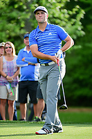 Jon Rahm (ESP) watches his tee shot on 13 during round 1 of the Shell Houston Open, Golf Club of Houston, Houston, Texas, USA. 3/30/2017.<br /> Picture: Golffile | Ken Murray<br /> <br /> <br /> All photo usage must carry mandatory copyright credit (&copy; Golffile | Ken Murray)