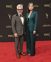LOS ANGELES - SEPTEMBER 15: Joseph La Corte and Melissa Toth attends the 2019 Creative Arts Emmy Awards at the Microsoft Theatre LA Live on September 15, 2019 in Los Angeles, California. (Photo by Scott Kirkland/PictureGroup)