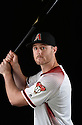 Arizona Diamondbacks Todd Glaesmann (60) during photo day on February 28, 2016 in Scottsdale, AZ.