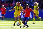 Mundial Francia 2019 Suecia vs Chile