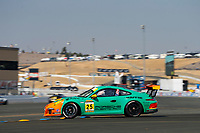 Porsche GT3 Cup Challenge USA<br /> Sonoma Raceway<br /> Sonoma Raceway, Sonoma, CA USA<br /> Sunday 17 September 2017<br /> 25, Victor Gomez IV, GT3G, USA, 2016 Porsche 991<br /> World Copyright: Jake Galstad<br /> LAT Images