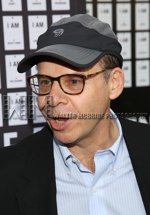 Rick Moranis attends the Opening Night 'In & Of Itself' at the Daryl Roth Theatre on April 12, 2017 in New York City