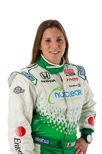 13 March, 2011, Birmingham, Alabama, USA<br /> Simona De Silvestro<br /> ©2011, Michael Levitt<br /> LAT Photo USA