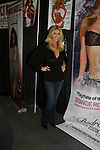 Brandi Roderick - Supermodel appears at Big Apple Comic Con for autographs and photos on October 16 (and 17 & 18), 2009 at Pier 94, New York City, New York. (Photo by Sue Coflin/Max Photos)