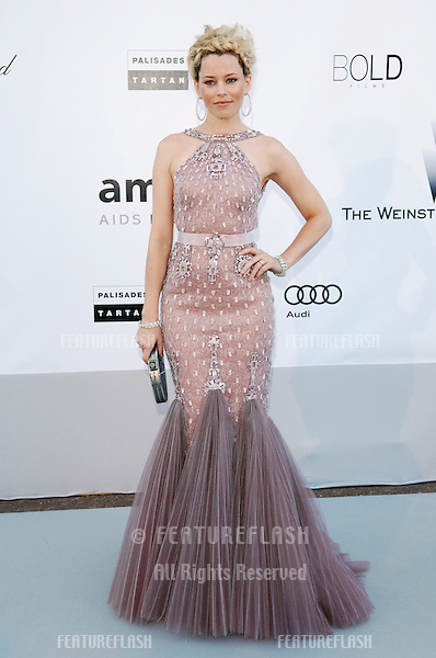 Elizabeth Banks  at the amfAR Cinema Against AIDS Gala at the Hotel du Cap, Antibes..May 20, 2010  Antibes, France.Picture: Paul Smith / Featureflash