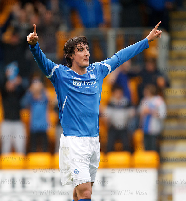 Francisco Sandaza, St Johnstone