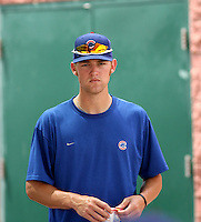 Andrew Cashner / AZL Cubs..Photo by:  Bill Mitchell/Four Seam Images