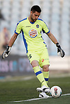 Getafe's Miguel Angel Moya during La Liga Match. March 03, 2012. (ALTERPHOTOS/Alvaro Hernandez)