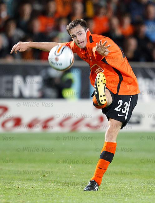 Keith Watson, Dundee Utd