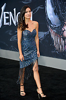 LOS ANGELES, CA. October 01, 2018: Michelle Lee at the world premiere for &quot;Venom&quot; at the Regency Village Theatre.<br /> Picture: Paul Smith/Featureflash