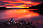 Dawn, Donner Lake