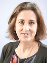 Kirsty Wark, broadcaster and writer at Oxford Literary Festival  , Oxford  2014 CREDIT Geraint Lewis