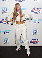 Becky Hill at the Capital FM Summertime Ball at Wembley Stadium, London on June 8th 2019<br /> CAP/ROS<br /> ©ROS/Capital Pictures
