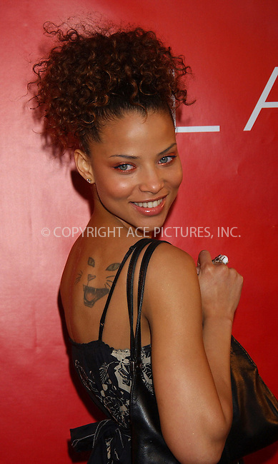 WWW.ACEPIXS.COM . . . . . ....NEW YORK, MAY 22, 2006....Denise Vasi at the Revlon Launches Flair Fragrance At Mr. Chow Tribeca.....Please byline: KRISTIN CALLAHAN - ACEPIXS.COM.. . . . . . ..Ace Pictures, Inc:  ..(212) 243-8787 or (646) 679 0430..e-mail: picturedesk@acepixs.com..web: http://www.acepixs.com