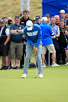 Bernd Wiesberger (AUT) on the 14th during Round 4 of the Irish Open at LaHinch Golf Club, LaHinch, Co. Clare on Sunday 7th July 2019.<br /> Picture:  Thos Caffrey / Golffile<br /> <br /> All photos usage must carry mandatory copyright credit (© Golffile | Thos Caffrey)