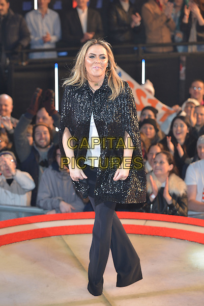 Patsy Kensit<br /> Celebrity Big Brother launch night on Wednesday, 7th January 2015, Borehamwood, Hertfordshire.<br /> CAP/PL<br /> &copy;Phil Loftus/Capital Pictures
