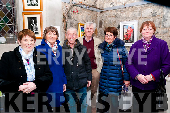 Johnny Barrett Tribute Show: Attending the Johnny Barret tribute show at St. John's Arts Centre, Listowel on Fridasy night last were Helen Keane, Helen & Johnny O'Connor, Billy & Shelia Dillon & Eileen Guiney.