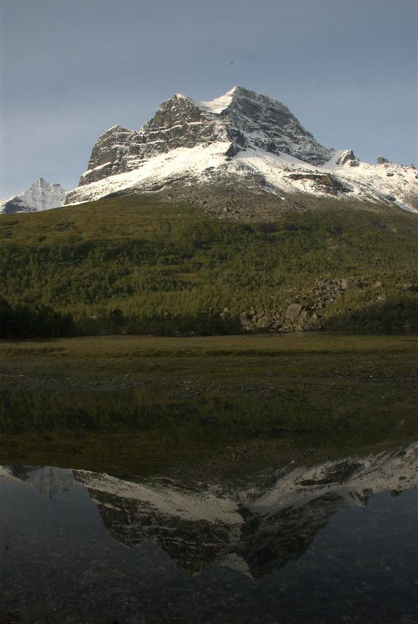 Innerdalen,Trollheimen,Norway Landscape, landskap,