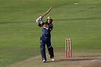 Colin Ingram hits 6 runs for Glamorgan during Glamorgan vs Essex Eagles, Vitality Blast T20 Cricket at the Sophia Gardens Cardiff on 7th August 2018