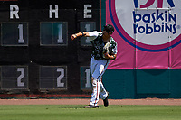 Lake Elsinore Storm outfielder Tirso Ornelas (23) during a California League game against the Inland Empire 66ers on April 14, 2019 at The Diamond in Lake Elsinore, California. Lake Elsinore defeated Inland Empire 5-3. (Zachary Lucy/Four Seam Images)