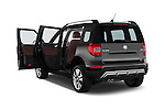 Car images of a 2014 Skoda YETI LAURIN & KLEMENT OUTDOOR 5 Door SUV 4WD Doors