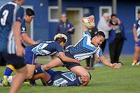 Rugby League - Naenae College v St Bernard's at Naenae College, Lower Hutt, New Zealand on Thursday 22 September 2016.<br /> Photo by Masanori Udagawa. <br /> www.photowellington.photoshelter.com.