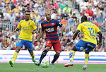 26.09.2015 Barcelona. La Liga day 6. Picture show Javier Mascherano in action during game between FC Barcelona against Las Palmas at Camp Nou.
