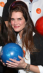 Brooke Shields attends the 30th Annual Second Stage All-Star Bowling Classic at Lucky Strike on January 30, 2017 in New York City.