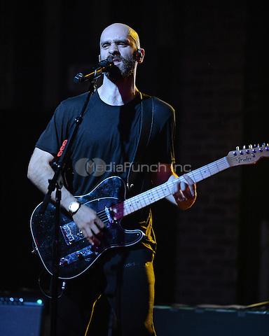 FORT LAUDERDALE FL - JUNE 09: Sam Harris of X Ambassadors performs at Revolution on June 9, 2016 in Fort Lauderdale, Florida. Credit: mpi04/MediaPunch