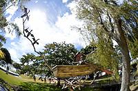 Campbell Maud, Rower, Shapeshifter 2014, Civic Gardens, Lower Hutt, Wellington, New Zealand on Sunday 2 March2014.<br /> Photo by Masanori Udagawa.<br /> www.photowellington.photoshelter.com.