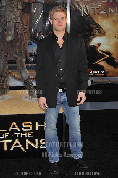 "Trevor Donovan at the Los Angeles premiere of ""Clash of the Titans"" at Grauman's Chinese Theatre, Hollywood..March 31, 2010  Los Angeles, CA.Picture: Paul Smith / Featureflash"