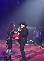Edith Marquez eb el palenque de Leon 2014