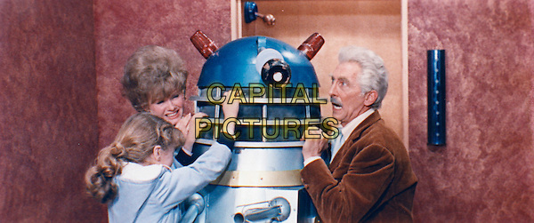 Dr. Who and the Daleks (1965) <br /> Peter Cushing<br /> *Filmstill - Editorial Use Only*<br /> CAP/KFS<br /> Image supplied by Capital Pictures