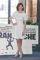 Ana Maria Polvorosa poses during `Mi gran noche´ film presentation in Madrid, Spain. February 20, 2015. (ALTERPHOTOS/Victor Blanco) /NORTEphoto.com