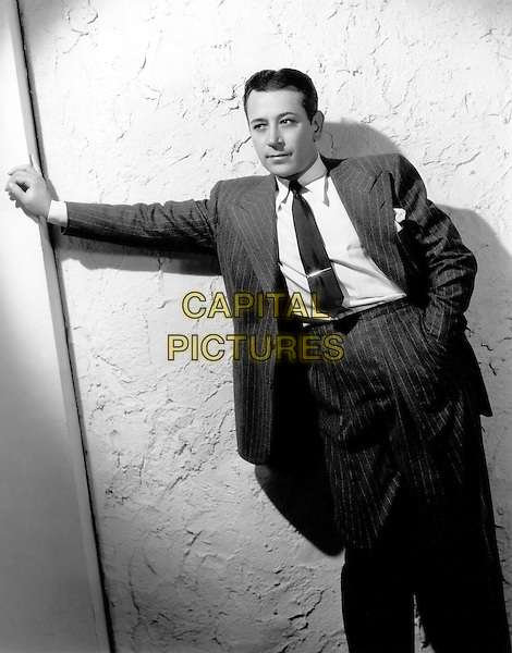 George Raft.*Filmstill - Editorial Use Only*.CAP/NFS.Supplied by Capital Pictures.