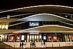 Inauguration Façade Marseille Bourse 2014
