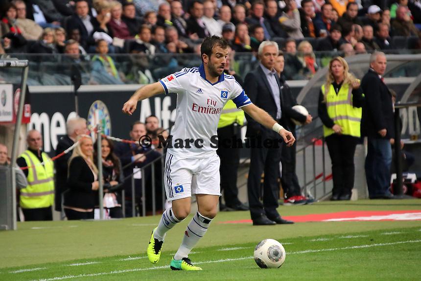 Rafael van der Vaart (HSV) - Eintracht Frankfurt vs. Hamburger SV, Commerzbank Arena