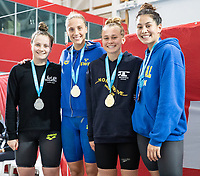 Swimming New Zealand Aon National Open Championships, National Aquatic Centre, Auckland New Zealand, Tuesday 18 June 2019. Photo: Greg Bowker/www.bwmedia.co.nz