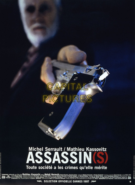 POSTER ART<br /> in Assassin(s) (1997) <br /> *Filmstill - Editorial Use Only*<br /> CAP/NFS<br /> Supplied by Capital Pictures