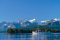 The Discovery, Port Wells, Prince William Sound, Alaska
