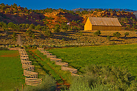 Barn at Rocking Horse Ranch, Boulder Mountain, Utah